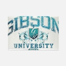Gibson Last Name University Class of 2014 Rectangl