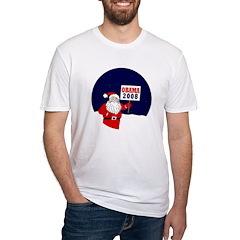 Santa for Obama 2008 Shirt