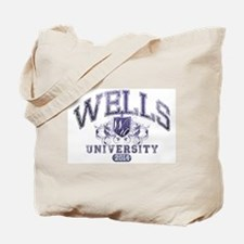 Wells Last Name University Class of 2014 Tote Bag