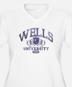 Wells Last Name University Class of 2014 Plus Size