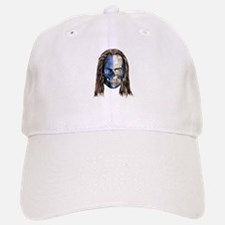 Braveheart Skull With Hair Cap