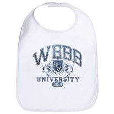 Webb Last Name University Class of 2014 Bib
