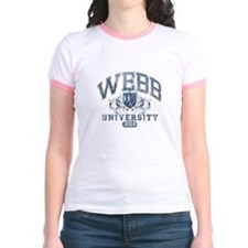 Webb Last Name University Class of 2014 T-Shirt