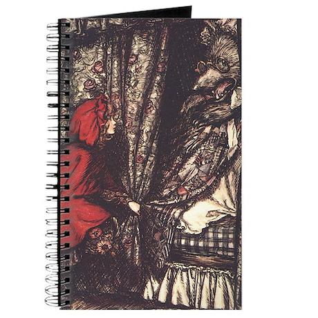 Rackham's Red Riding Hood Journal