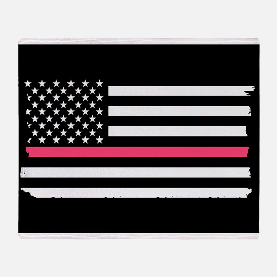 BCA Flag Throw Blanket
