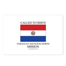 Paraguay Asuncion North Mission - Paraguay Flag -