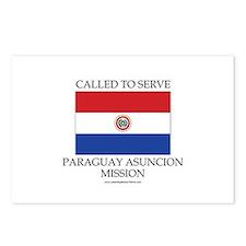 Paraguay Asuncion Mission - Paraguay Flag - Called