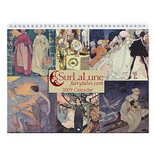 2009 SurLaLune Fairy Tales Wall Calendar