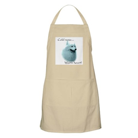 Samoyed Warm Heart BBQ Apron