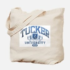 Tucker Last Name University Class of 2014 Tote Bag