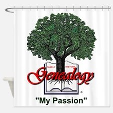 My Passion Shower Curtain
