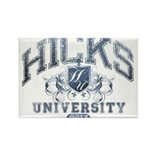 Hicks Last Name University Class of 2014 Rectangle