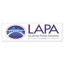 LAPA Bumper Bumper Bumper Sticker