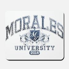 Morales Last Name University Class of 2014 Mousepa