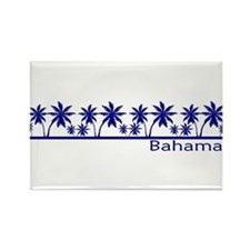 Funny Bahaman Rectangle Magnet (10 pack)
