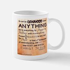Philippians 4:6-7 Mug