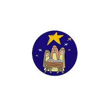 Nativity Mini Button (10 pack)