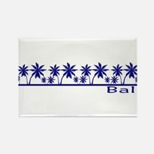 Cool Bali Rectangle Magnet