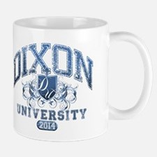 Dixon Last name University Class of 2014 Mug