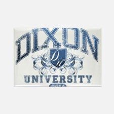 Dixon Last name University Class of 2014 Rectangle