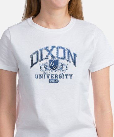 Dixon Last name University Class of 2014 T-Shirt