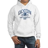 Allen last name Hooded Sweatshirt