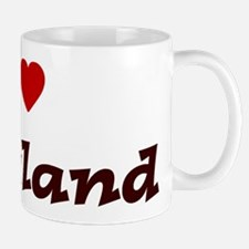 I HEART PORTLAND Mug