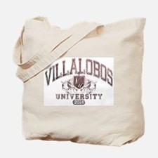 Villalobos Last Name University Class of 2014 Tote