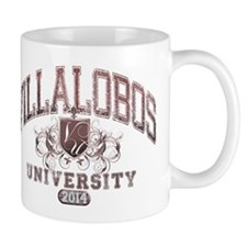 Villalobos Last Name University Class of 2014 Mug