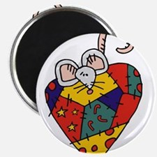 "Holiday Mouse 2.25"" Magnet (100 pack)"