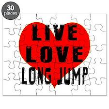 Live Love Long Jump Puzzle
