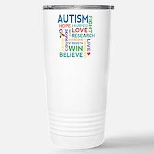 Cute Autism Travel Mug