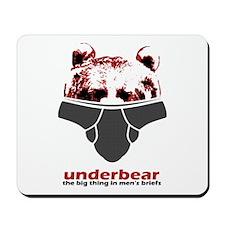 Underbear Mousepad