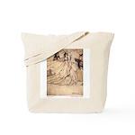 Rackham's Ashenputtel Tote Bag