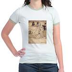 Rackham's Ashenputtel Jr. Ringer T-Shirt