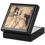 Rackham's Ashenputtel Keepsake Box