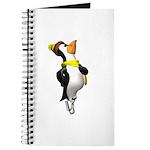 Ice Skating Penguin Journal