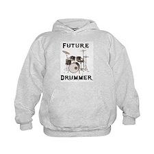 Future Drummer Hoodie