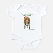 Mad Cow -  Infant Bodysuit