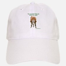 Mad Cow - Baseball Baseball Cap