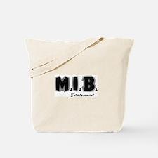 MIB Entertainment Tote Bag