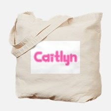 """""""Caitlyn"""" Tote Bag"""