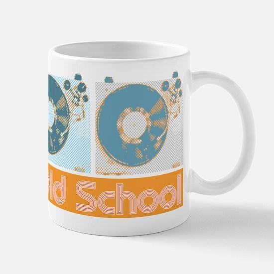 Old Shcool Turntables Mug