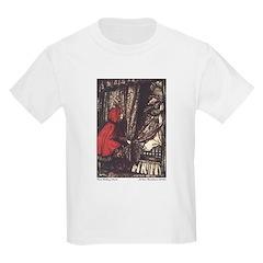 Rackham's Red Riding Hood Kids T-Shirt