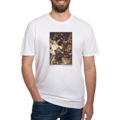 Rackham's Snowdrop Fitted T-Shirt