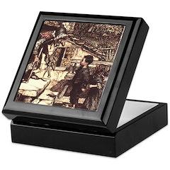 Rackham's Hansel and Grethel Keepsake Box