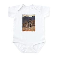 Rackham's Catskin Infant Bodysuit
