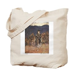 Rackham's Catskin Tote Bag