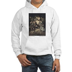 Rackham's Hut in the Forest Hoodie