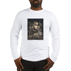 Rackham's Hut in the Forest Long Sleeve T-Shirt
